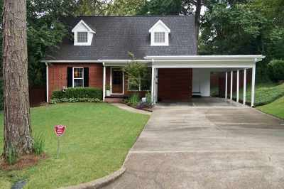 Jackson Single Family Home For Sale: 1515 Devine St