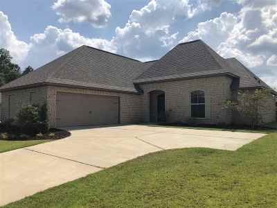 Canton Single Family Home Contingent/Pending: 145 Kaden Ln