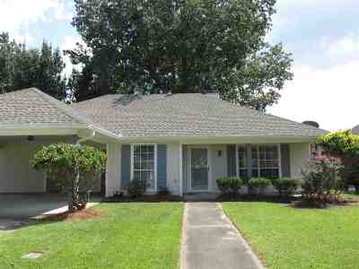 Flowood Single Family Home Contingent/Pending: 110 Stockton Dr