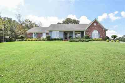 Single Family Home For Sale: 1343 Davis Rd
