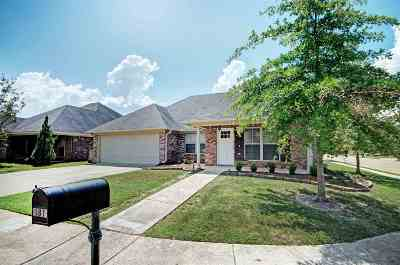 Brandon Single Family Home Contingent/Pending: 181 Blackstone Cir