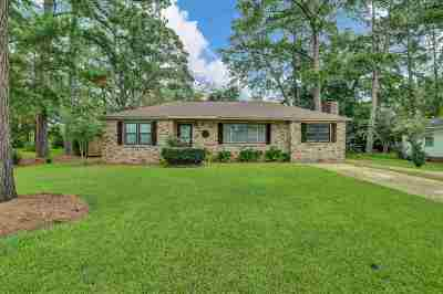 Pearl Single Family Home For Sale: 104 Pine Park Dr