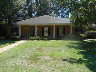 Jackson Single Family Home For Sale: 5347 Fairway St