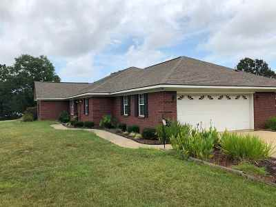 Leake County Single Family Home For Sale: 3820 Beamon Rd
