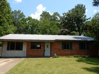 Pearl Single Family Home For Sale: 4322 Nancy St