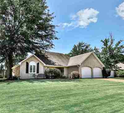 Flowood Single Family Home Contingent/Pending: 418 Olympic Dr
