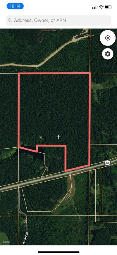 Residential Lots & Land For Sale: Simpson Hwy 469