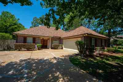 Brandon Single Family Home Contingent/Pending: 1001 Riverchase North Dr