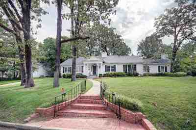 Jackson Single Family Home For Sale: 3408 Kings Hwy