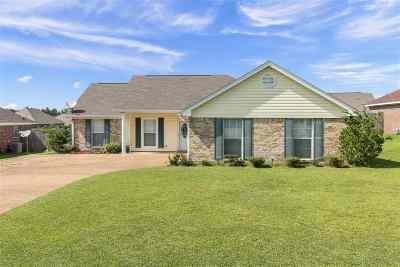 Pearl Single Family Home For Sale: 216 White Oak Pl
