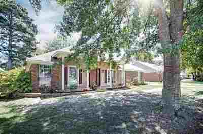 Flowood Single Family Home Contingent/Pending: 434 Hemlock Dr