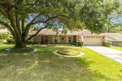 Jackson Single Family Home For Sale: 1217 Woodfield Dr