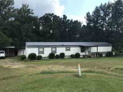 Hinds County Mobile/Manufactured For Sale: 2335 Dulaney Dr