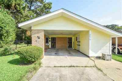 Jackson Single Family Home For Sale: 2836 Obannon Dr