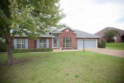 Hinds County Single Family Home For Sale: 128 Warrior Ln