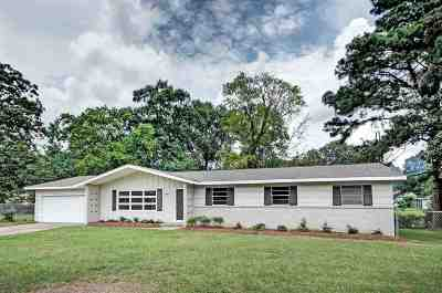 Jackson Single Family Home For Sale: 538 Beasley Rd
