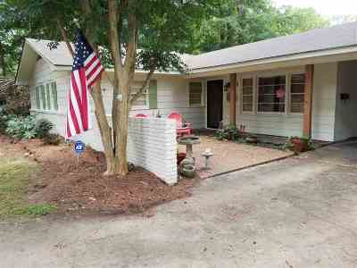 Jackson Single Family Home For Sale: 5347 Pinelane Dr