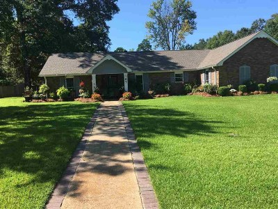 Jackson Single Family Home For Sale: 167 Blackmon Rd