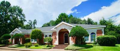 Hinds County Commercial For Sale: 340 Edgewood Terrace Dr