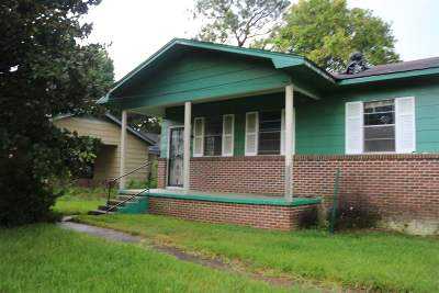 Hinds County Single Family Home For Sale: 1729 Shirley Ave
