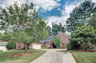 Brandon Single Family Home For Sale: 209 Terrapin Creek Rd