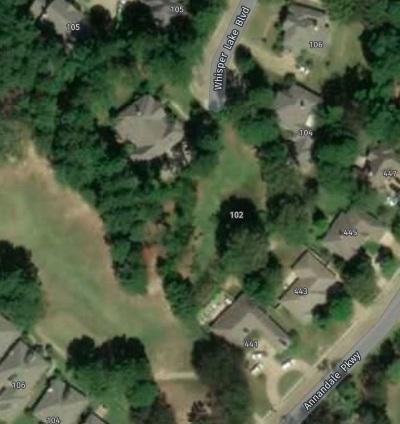 Madison Residential Lots & Land For Sale: 102 Whisper Lake Blvd