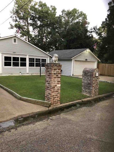 Hinds County Single Family Home For Sale: 3932 Walker Ave