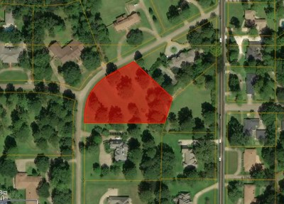 Hinds County Residential Lots & Land For Sale: Woodlea Rd