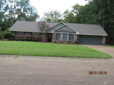 Hinds County Single Family Home For Sale: 5523 Marble Head Dr