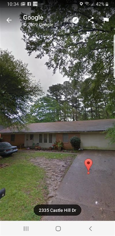 Hinds County Single Family Home For Sale: 2336 S Castle Hill Dr