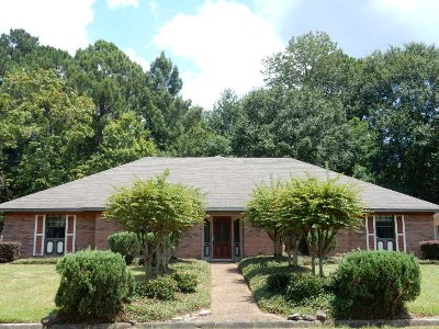 Hinds County Single Family Home For Sale: 5368 Fairway St