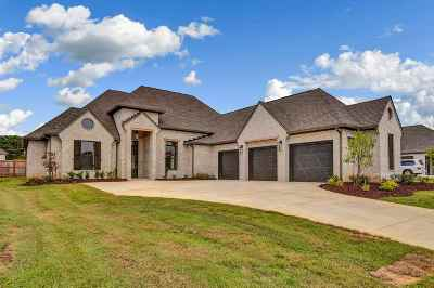 Flowood Single Family Home For Sale: 1442 Ruby Pointe