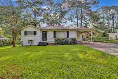 Pearl Single Family Home For Sale: 212 S. Foxhall Rd