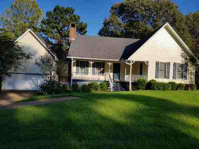 Byram Single Family Home For Sale: 244 Turtle Creek Dr