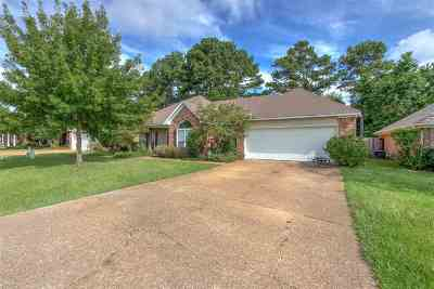 Brandon Single Family Home For Sale: 263 Cherry Bark Dr