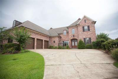 Madison MS Single Family Home For Sale: $464,900