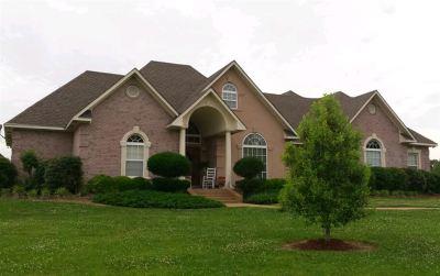 Byram Single Family Home For Sale: 435 Kia Lee Dr