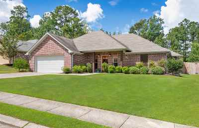 Flowood Single Family Home Contingent/Pending: 162 Britton Cir