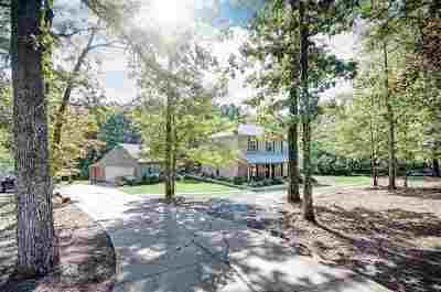 Rankin County Single Family Home For Sale: 102 Shenandoah Estates Cir