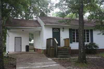 Brandon Single Family Home For Sale: 101 Lance Dr
