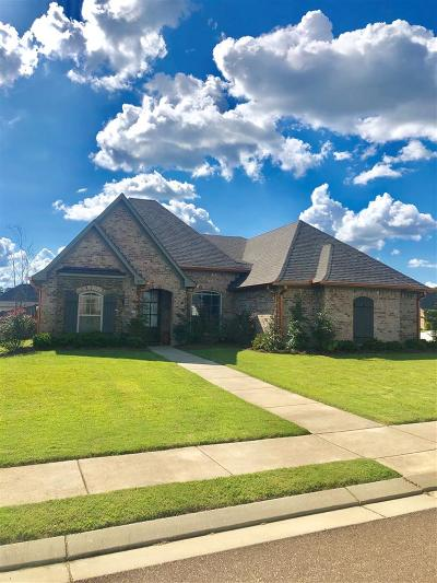 Rankin County Single Family Home Contingent/Pending: 400 Winterfield Way