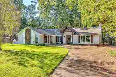 Rankin County Single Family Home For Sale: 107 S Audubon Ct