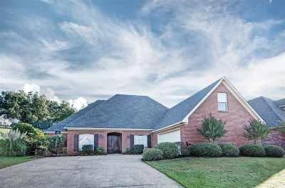 Rankin County Single Family Home For Sale: 150 Vineyard Blvd