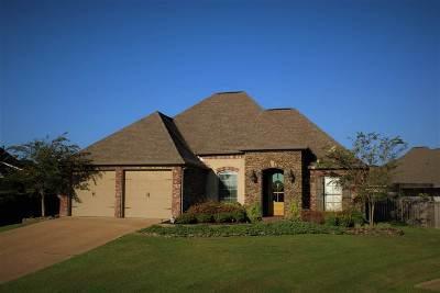 Rankin County Single Family Home For Sale: 222 Emerald Cr