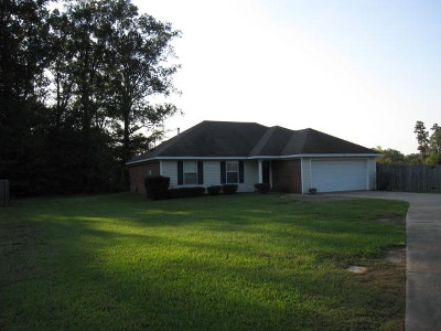 Richland Single Family Home For Sale: 107 Dewberry Cir