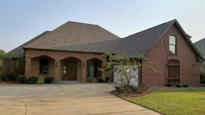 Brandon Single Family Home For Sale: 542 Holly Bush Rd