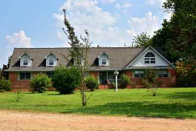 Magee Single Family Home For Sale: 222 Cabinet Shop Rd