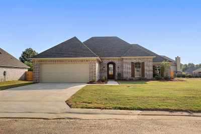 Rankin County Single Family Home For Sale: 124 Wexford Way