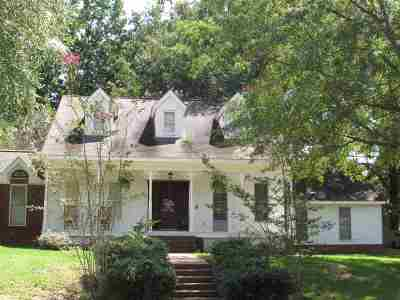 Rankin County Single Family Home For Sale: 24 Thorngate Dr