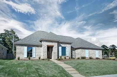 Rankin County Single Family Home For Sale: 361 Emerald Way